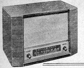 古董全胆收音机及电路图